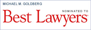 Michael M Goldberg Nominated to Best Lawyers 2021