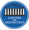 Lawyers of Distinction Award - Michael M. Goldberg - Top Rated NY Personal Injury Lawyer