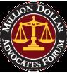Michael M. Goldberg - Million Dollar Advocates Forum - Top Rated NY Personal Injury Lawyer